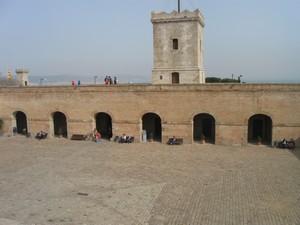 fort de Montjuic