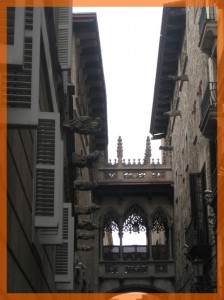 Gotic Barcelone 1