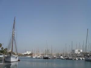 Marina de Barcelone