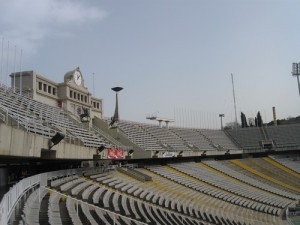 stade olympique barcelone
